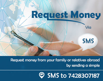 Request Money Via Sms New